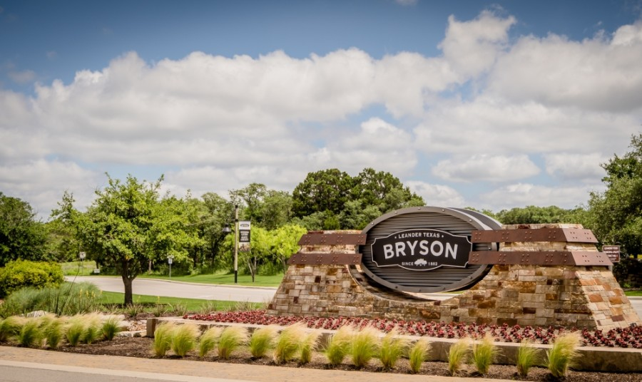 Home prices in Bryson range from $260,000 to more than $500,000. (Courtesy Bryson)