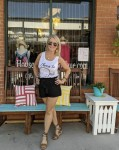 Owner of House of Mo Boutique Monica Housewright celebrated her first business anniversary in July. (Courtesy House of Mo Boutique)