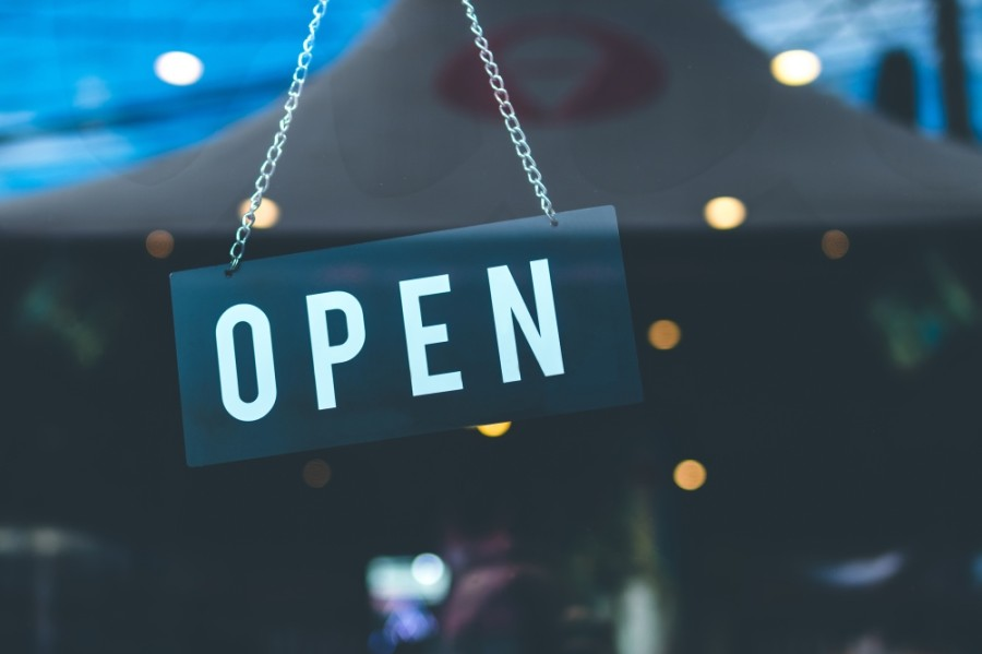 More than 2,900 businesses have received PPP loans in McKinney. (Courtesy Pexels)