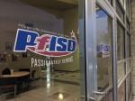 Participants will gather at 1501 Pecan St. and from there drive to the PfISD Central Office Building at 1401 Pecan St. (Iain Oldman/Community Impact Newspaper)