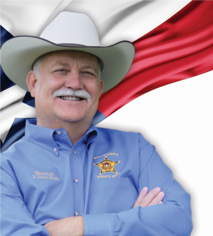Waller County Sheriff R. Glenn Smith