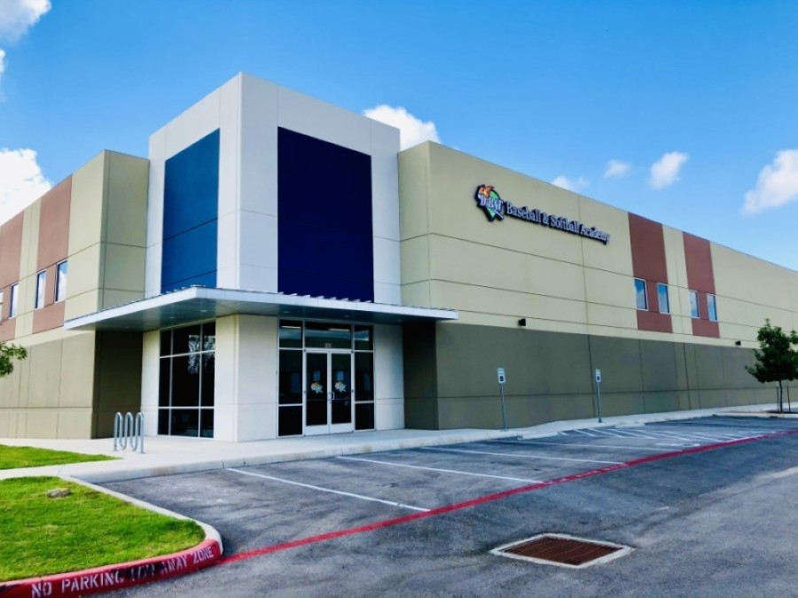 D-BAT, an indoor baseball and softball training facility, opened June 26 in Cedar Park. (Courtesy D-BAT)