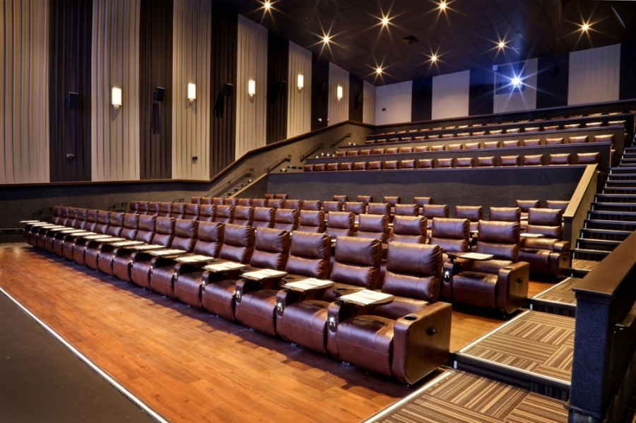 Cinepolis The Woodlands is now reopened for patrons with safety protocols in place. (Courtesy Cinepolis Luxury Cinemas)