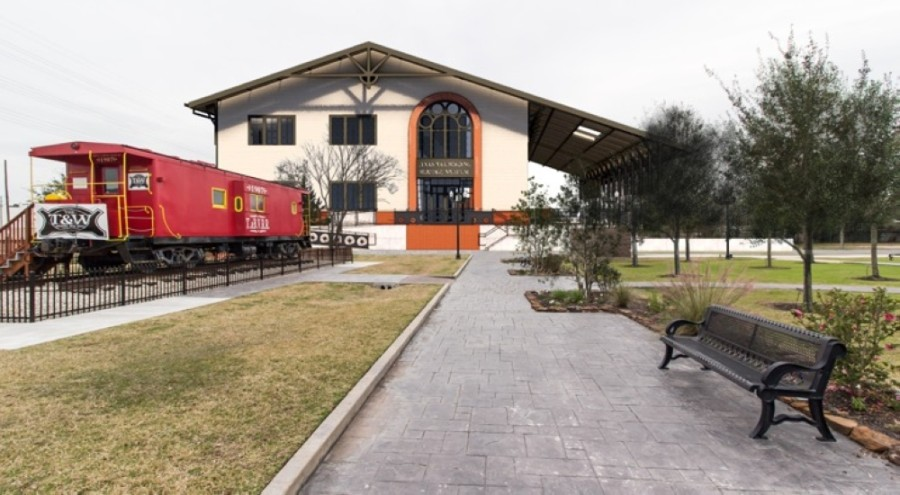 The Texas Railroading Heritage Museum had been slated to relocate to Tomball since 2015 when city council members then approved a contract with the Gulf Coast Chapter of the National Railway Historical Society to relocate its museum to Tomball, Community Impact Newspaper previously reported. (Rendering courtesy Texas Railroading Heritage Museum)