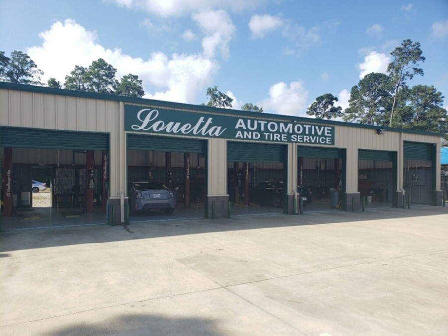 Louetta Automotive celebrated the grand opening of its 12th Greater Houston-area location Aug. 3. (Courtesy Louetta Automotive)