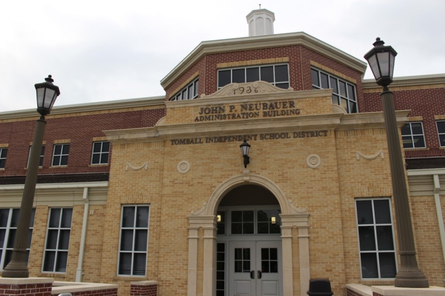 The Tomball ISD board of trustees will meet in person Aug. 4. Trustees are expected to discuss revising the school calendar for 2020-21, according to the posted meeting agenda. (Kara McIntyre/Community Impact Newspaper)