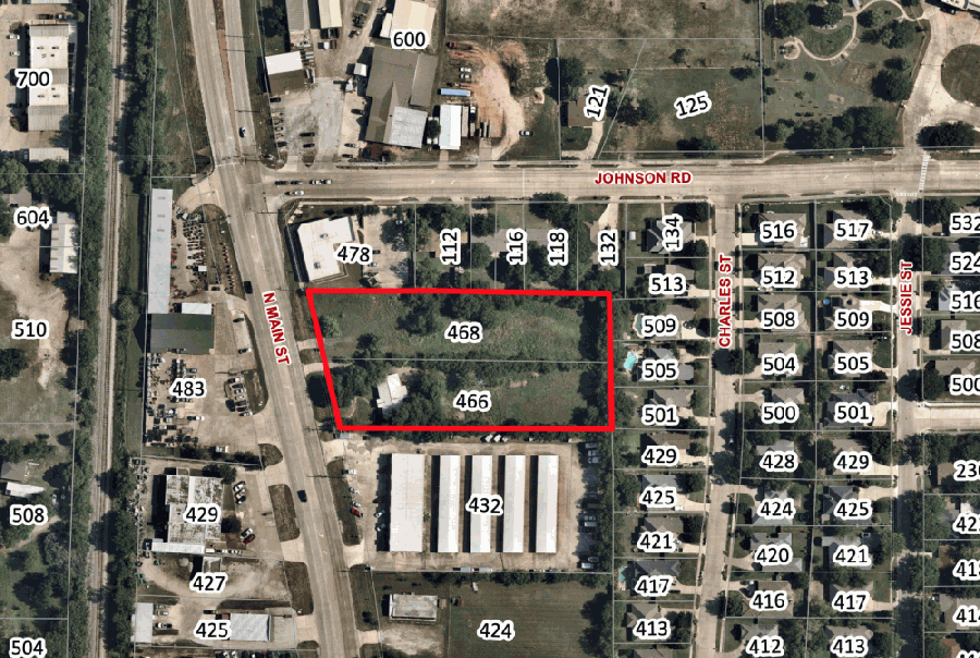 Keller City Council on Aug. 4 unanimously approved a special use permit for the construction of a Just for Grins dental office in Old Town. (Courtesy city of Keller)