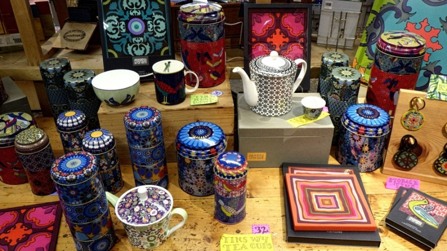 Prima Dora sells unique gifts by local artists, and it opened in Georgetown on Aug. 4. (Courtesy Prima Dora)
