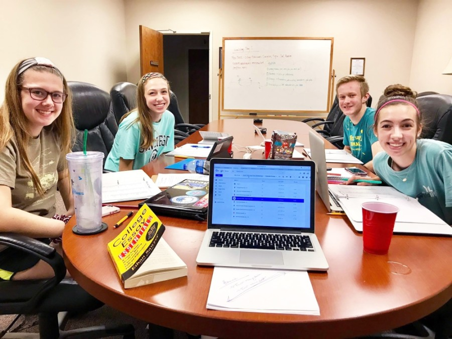 Guru Academic Advising covers a range of topics, including understanding areas of study, applications and financial assistance. (Courtesy Guru Academic Advising)