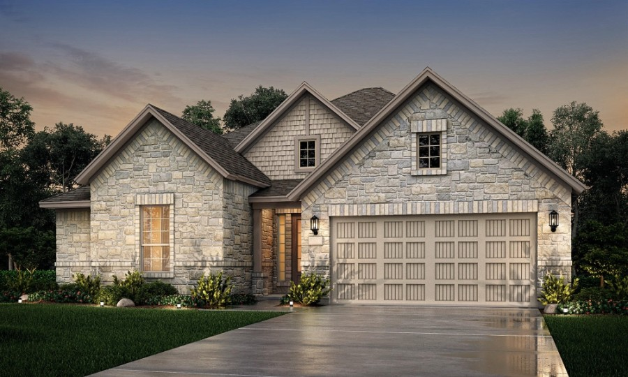 Lennar is planning 251 homes for the new Alexander Estates community in Tomball. (Courtesy Lennar)