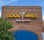 Good Vibes Bar & Grill is expected to open Sept. 18. (Courtesy Good Vibes Bar & Grill)
