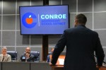 Conroe ISD heard a presentation on its FY 2020-21 budget at an Aug. 4 meeting. (Andy Li/Community Impact Newspaper)