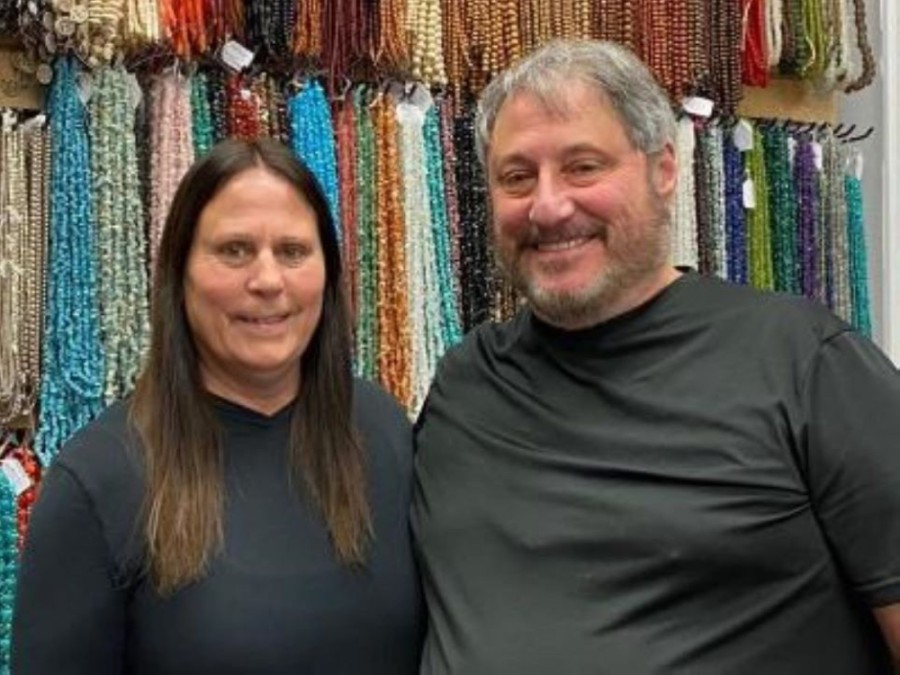 Mitch's Beads, Lisa Lawitz, Mitchell Lawitz