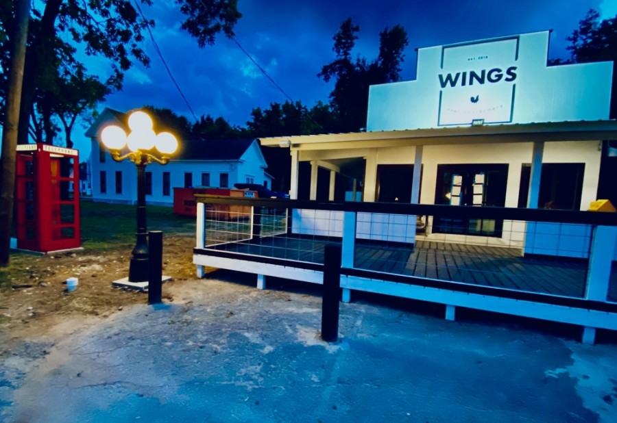 Wings Over Montgomery will open in September in downtown Montgomery. (Courtesy Wings Over Montgomery)