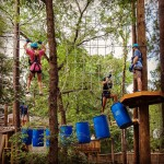 Texas Treeventures is taking precautions and reservations for summer activities. (Courtesy Texas Treeventures)