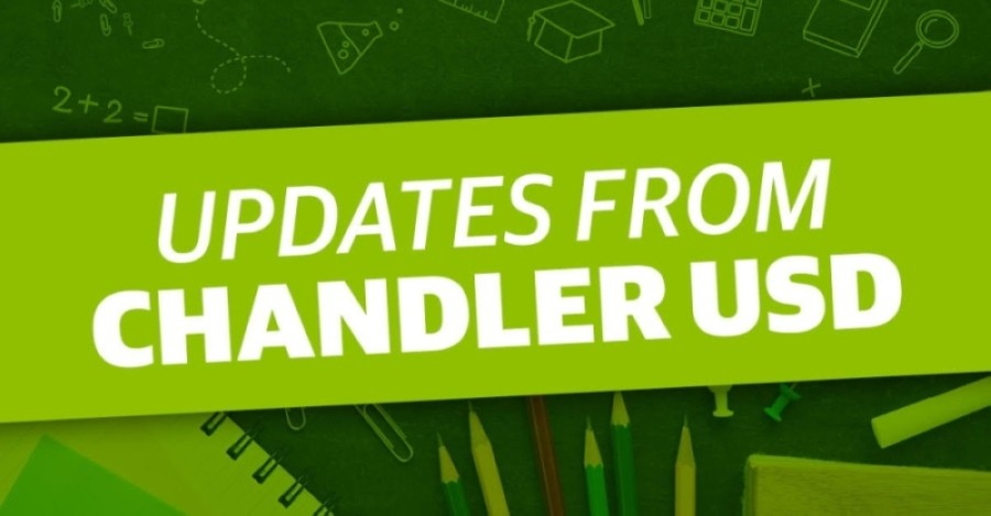 Chandler USD will remain online for the first quarter. (Community Impact staff)