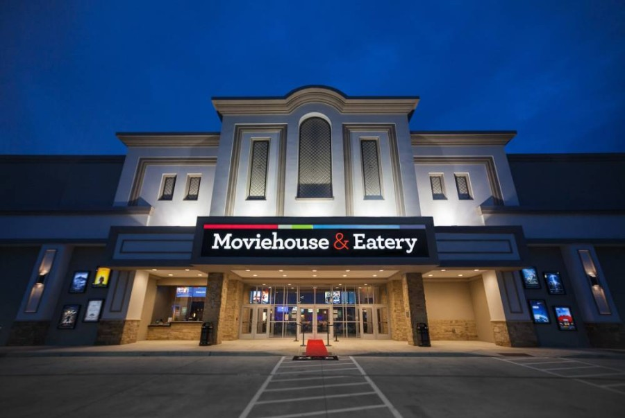 Since reopening at 951 Long Prairie Road, Flower Mound, the cinema has added a number of health and safety precautions. (Courtesy Lakeside DFW)