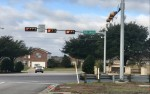 The project is proposed to help reduce congestion along FM 1660 at its signalized intersections as well as to promote safety and mobility along the roadway. (Kelsey Thompson/Community Impact Newspaper)