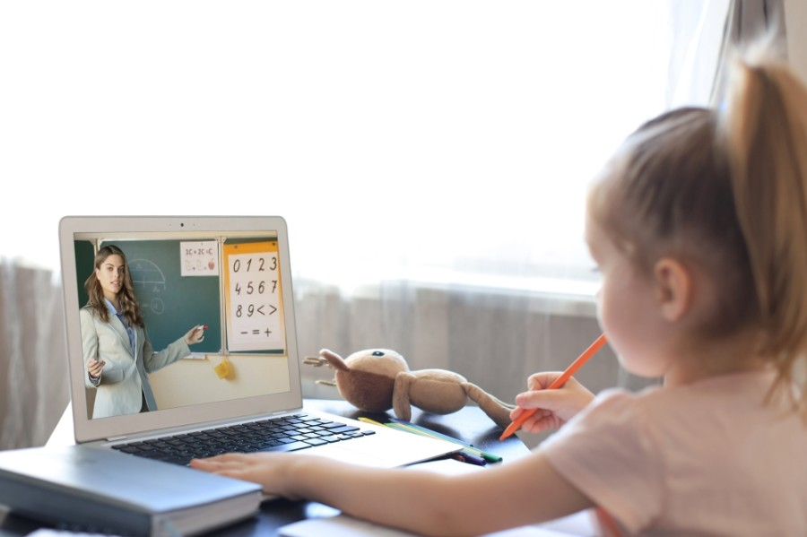 For the first three weeks, 100% of Round Rock ISD students will participate in remote learning. (Courtesy Adobe Stock)