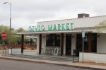 Civic Market in downtown Chandler is now closed. (Alexa D'Angelo/Community Impact Newspaper)