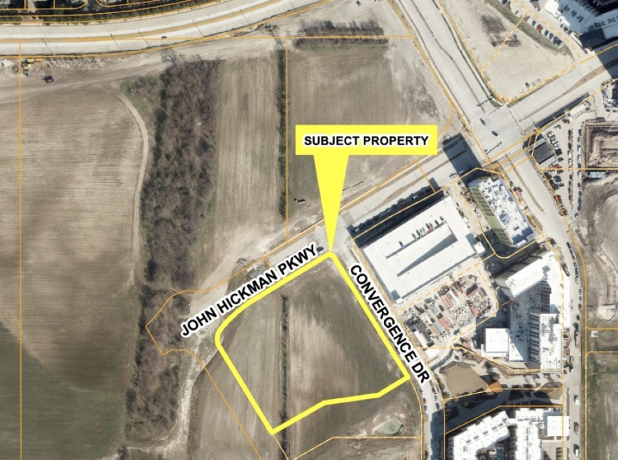 Frisco Station Partners LP submitted a project for 310 urban living units and a parking garage to Frisco P&Z on July 13. (Courtesy city of Frisco)