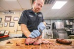Justin Pearson opened San Marcos BBQ in 2014 and incorporated family recipes. (Courtesy San Marcos BBQ)