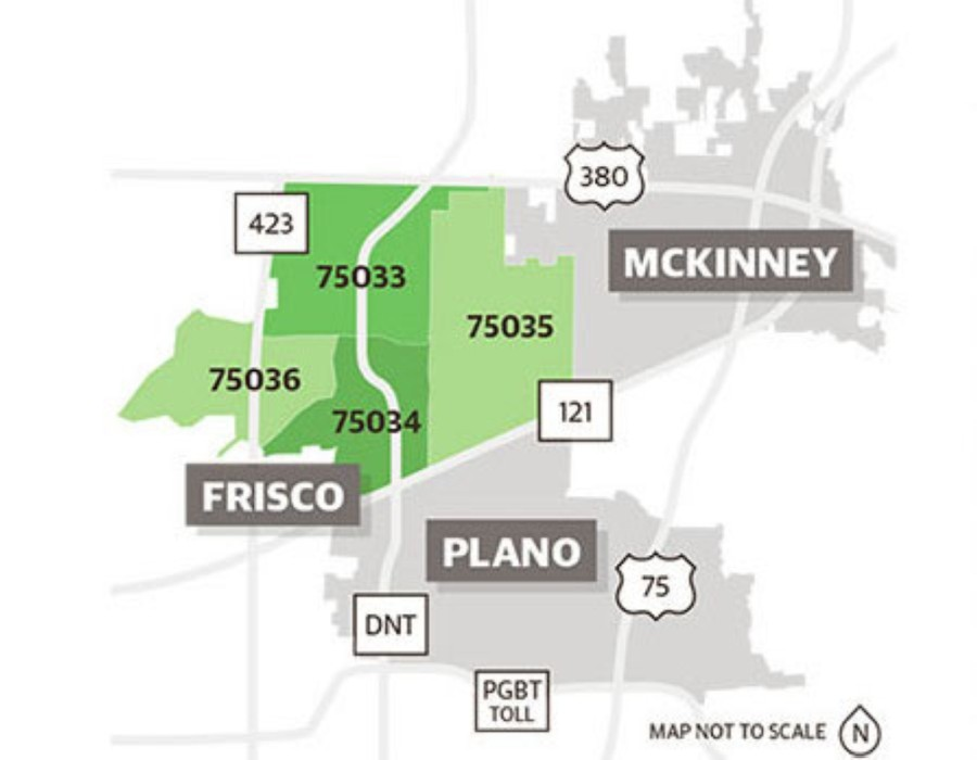 Here are the latest real estate trends in Frisco. (Community Impact Staff)