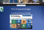 Two weeks after initially discussing a proposed budget and tax rate for fiscal year 2020-21, Pflugerville City Council took steps Aug. 11 to consider a lower proposed budget and maximum tax rate. (Screenshot courtesy city of Pflugerville)