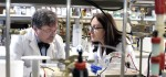 Dr. Peter Hotez and Dr. Maria Elena Bottazzi are co-leading the research team developing a coronavirus vaccine, which now has a licensing agreement with India-based company Biological E. Limited. (Courtesy Baylor College of Medicine)