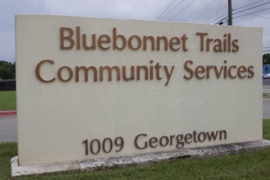 Bluebonnet Trails Community Services is located at 1009 N. Georgetown St., Round Rock. (Elizabeth Ucles/Community Impact Newspaper)