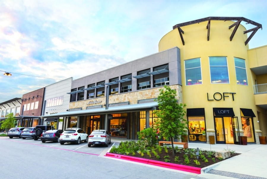 Bee Cave's lifestyle and entertainment center, Hill Country Galleria, received national accolades in August. (Courtesy Giant Noise Public Relations)
