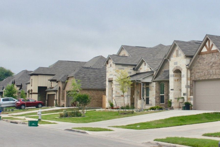 Median home prices in the San Marcos-Buda-Kyle market have risen steadily since July 2019 in all three area ZIP codes.(Community Impact staff)