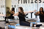 The boutique-style fitness studio will offer music-driven, 50-minute workouts on custom Pilates reformers. (Courtesy BEYOND Pilates)