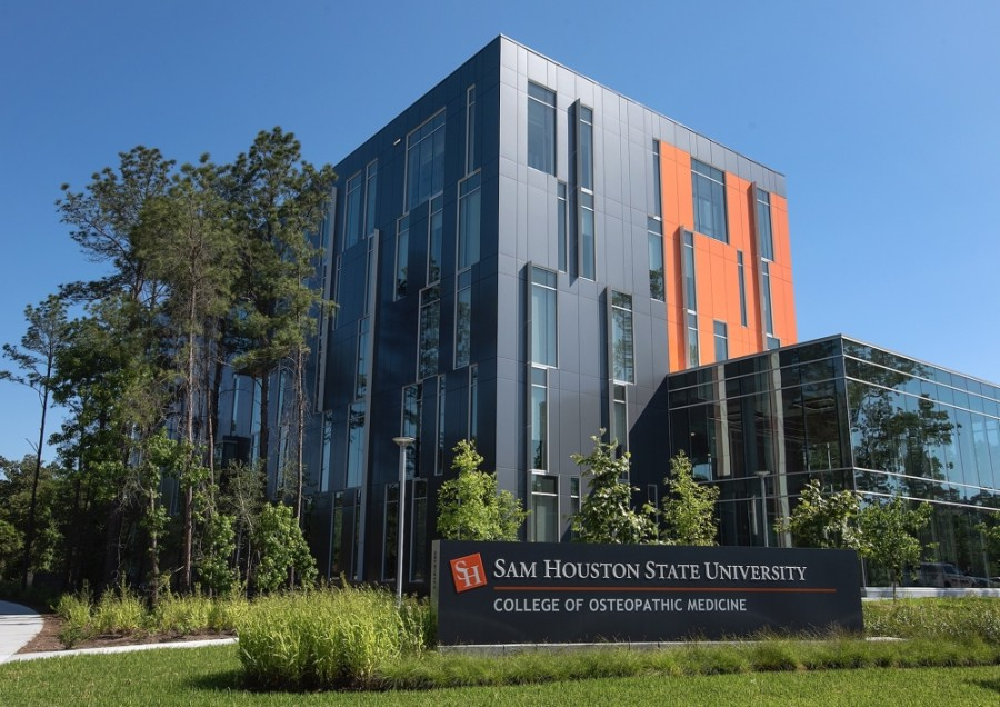 The college held a grand opening Aug. 14. (Courtesy Brian Blalock)