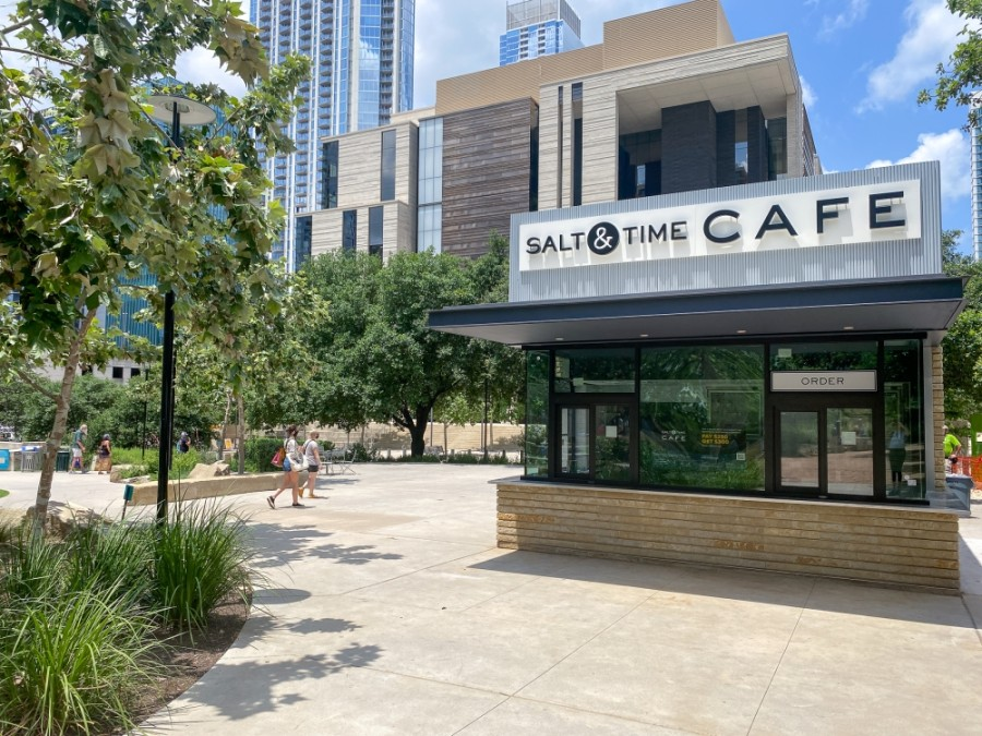 Salt and Time opened its new downtown Austin cafe Aug. 14. (Courtesy Downtown Austin Alliance)