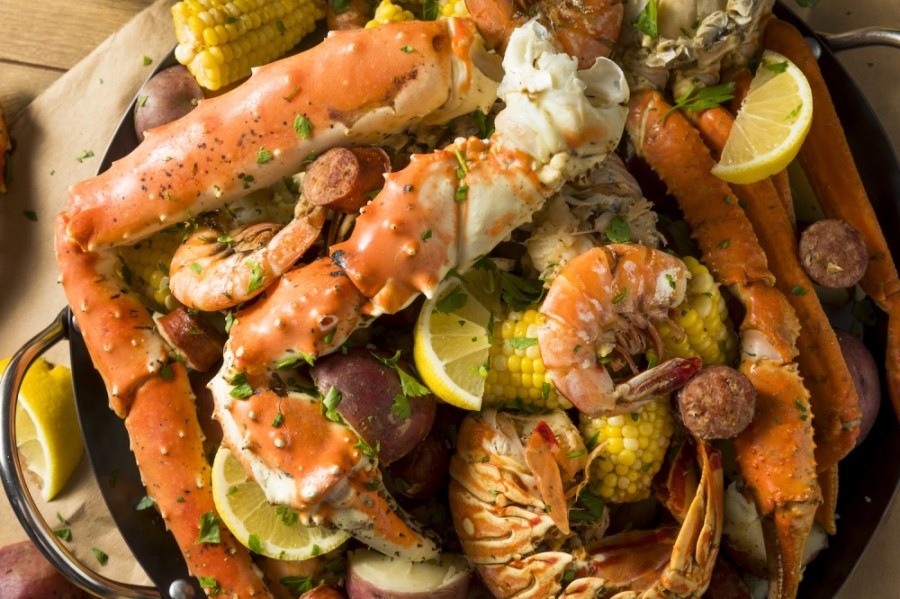 Cajun restaurant Storming Crab is coming soon to McKinney. (Courtesy Adobe Stock)