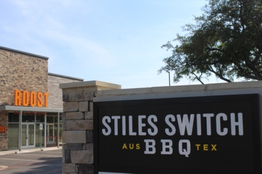 Stiles Switch BBQ & Brew will open its Cedar Park restaurant at 11 a.m. Aug. 21. (Brian Perdue/Community Impact Newspaper)