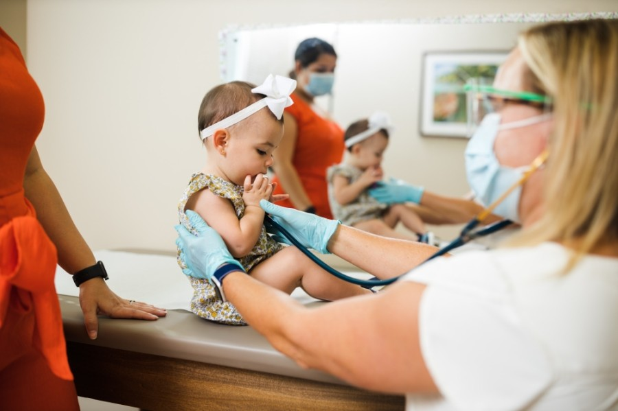 Memorial Hermann Medical Group and Children's Memorial Hermann are combining under one new name: Children's Memorial Hermann Pediatrics. (Courtesy Memorial Hermann Health System)