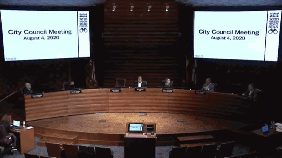 Frisco has 112 eligible candidates for the 32 open board and commission positions to be filled by City Council and Mayor Jeff Cheney next month. (Screenshot courtesy city of Frisco)