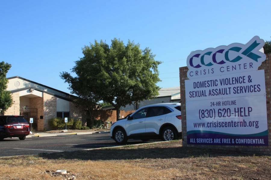 The Crisis Center of Comal County offers counseling services, a shelter and preventive education about domestic violence. (Lauren Canterberry/Community Impact Newspaper)