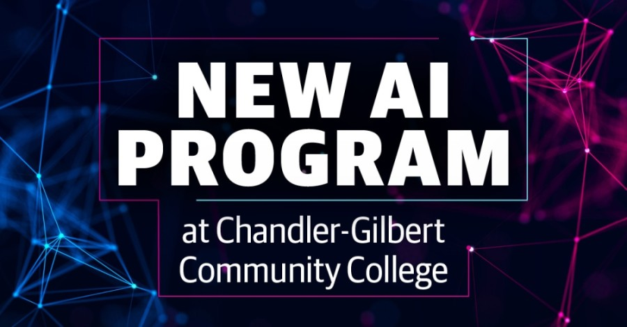A new certificate and degree program will debut this semester at Chandler-Gilbert Community College focusing on artificial intelligence. (Community Impact staff)
