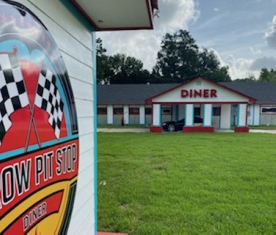 Pit Row Pit Stop Diner opens Sept. 4 at 19857 FM 1485, New Caney. (Courtesy Pit Row Pit Stop Diner)