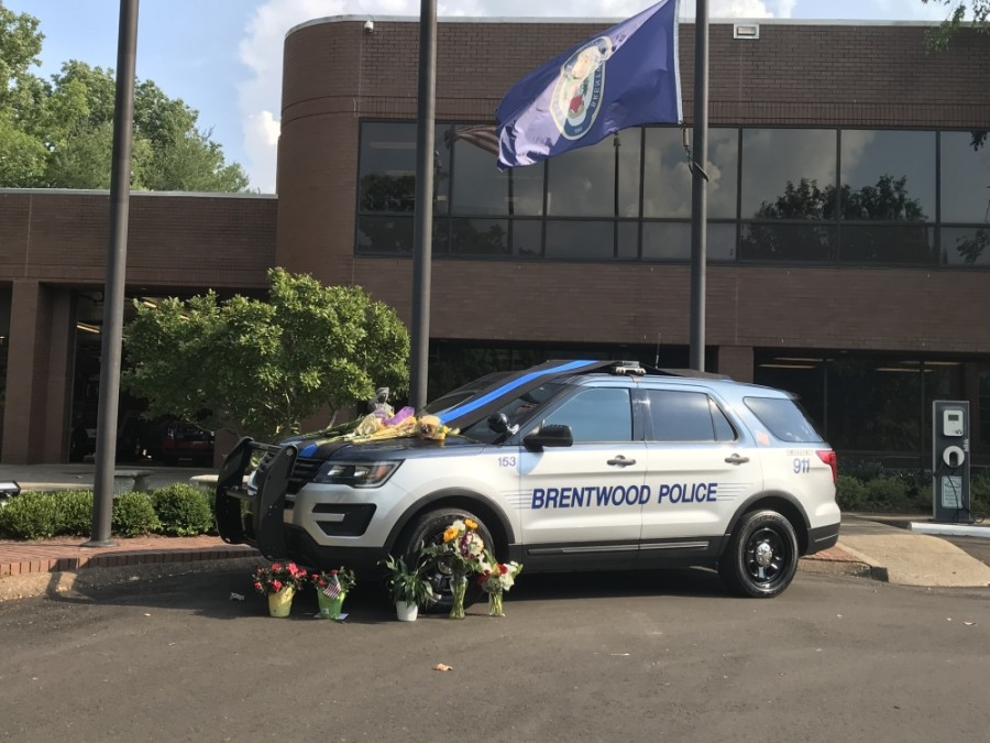 This year's event will be held in honor of officer Destin Legieza, who died in a car accident while on duty June 18. (Wendy Sturges/Community Impact Newspaper)