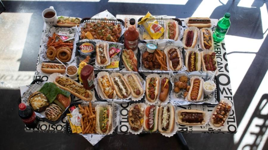 Atlanta-based The Original Hotdog Factory plans to open Sept. 4 at 920 Studemont St., Houston. (Courtesy The Original Hot Dog Factory)