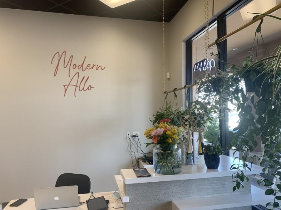 Modern Allo is now open in Chandler. (Alexa D'Angelo/Community Impact Newspaper)