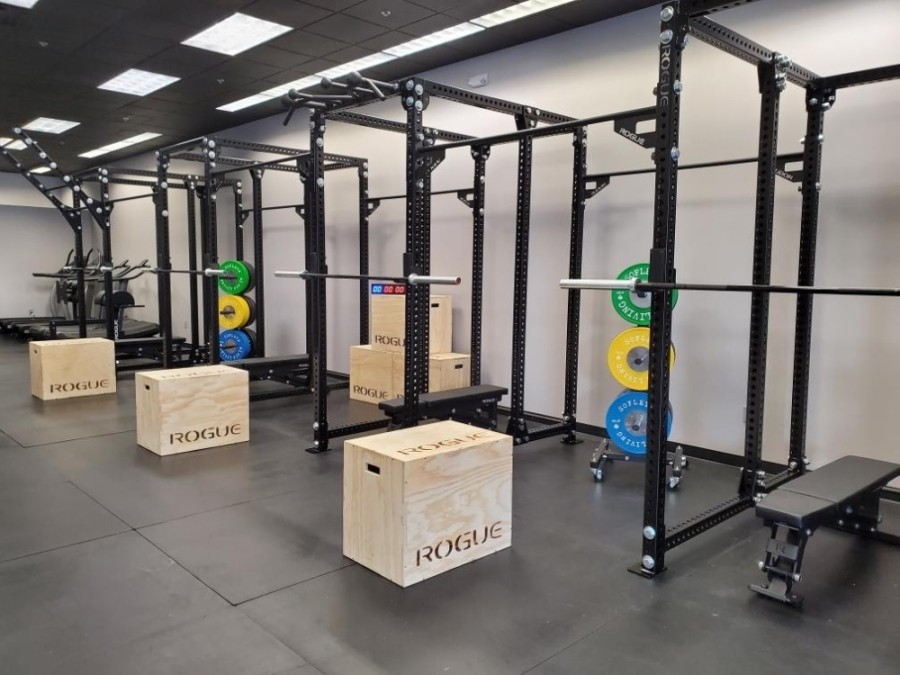 The new Southlake location opened near the beginning of August. (courtesy The Foundry Gym)