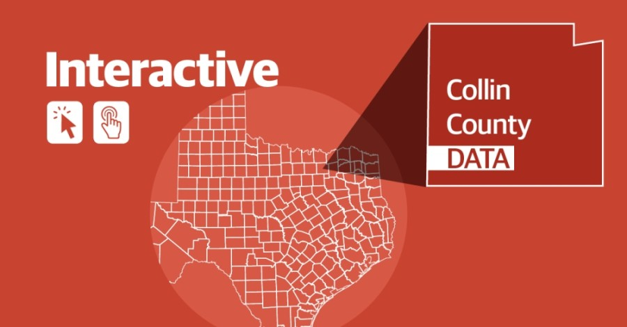 """The county is working with the state to resolve issues of """"confidence"""" with the accuracy of its reporting, according to an Aug. 24 post by Collin County Judge Chris Hill. (Community Impact Newspaper staff)"""