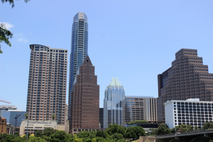 The city of Austin will open its convention center to Hurricane Laura evacuees beginning Aug. 26. (Jack Flagler/Community Impact Newspaper)