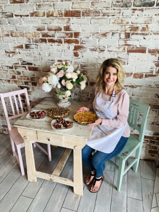 Owner Gigi Butler will open Pies by Gigi in Brentwood on Aug. 31. (Courtesy Pies by Gigi)