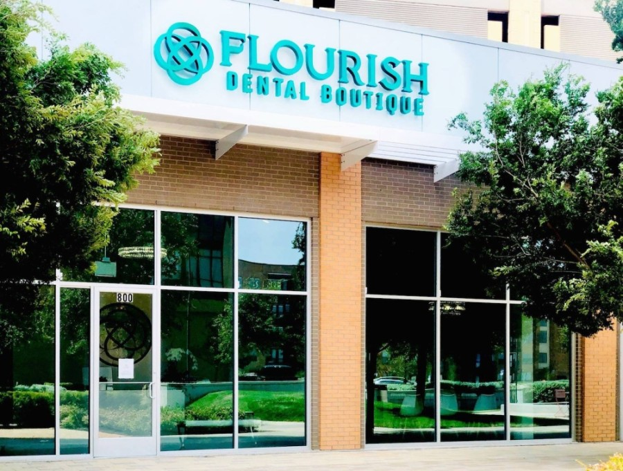 Holistic practice Flourish Dental Boutique is now open in Richardson. (Courtesy Flourish Dental Boutique)